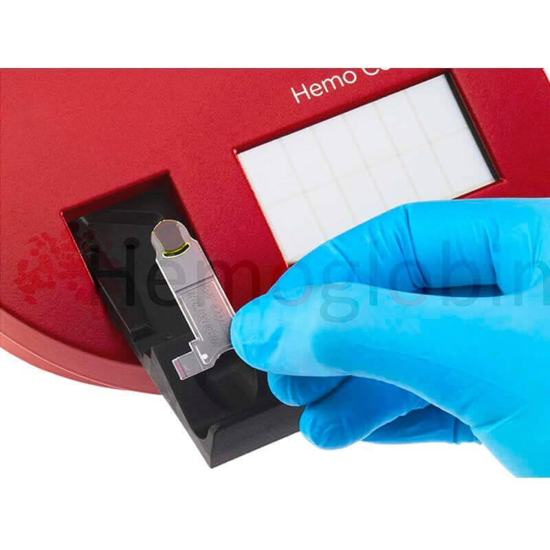 Analizador de Hemogoblina Hemo Control
