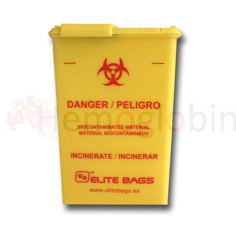 Contenedor de Material Biocontaminado